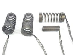 Coil Heaters with varying terminations