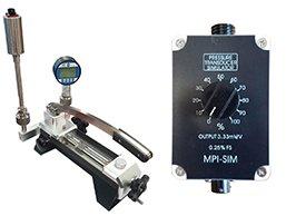 Melt Pressure Calibration and Test Equipment